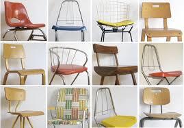 cool vintage furniture. Wonderful Furniture Vintage Childrenu0027s Chairs To Cool Furniture U