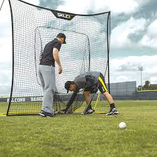 Net mouth sized to catch everything in sight SKLZ Quickster Vault