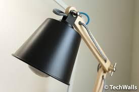 Tomons Light Tomons Dl1002 Scandinavian Wood Desk Lamp Review