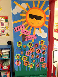 Door Decorating Ideas School Door Decorating Ideas For Spring