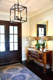 large foyer lighting rustic foyer lights ceiling lights foyer ceiling light large foyer chandeliers and table