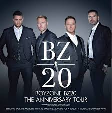 Boyzone Are Set To Electrify Asia For Their 20 Year Reunion