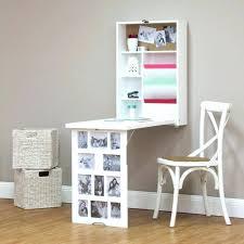wall mounted collapsible desk folding fold up regarding stylish household ideas table uk