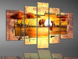large multi panel wall art