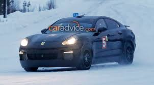 2018 porsche electric car. delighful 2018 2018 porsche cayenne coupe spied again could get allelectric power throughout porsche electric car i