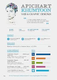 Resume Unique Web Design Resume Template Web Design Resume