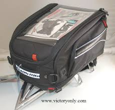 Motorcycle Luggage Rack Bag Magnificent SOLO RACK BAG Victory Motorcycle Parts For Victory Custom Bikes