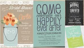 Couple Wedding Shower Invitations 13 Bridal Shower Invite Ideas