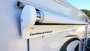 how to replace a carefree of colorado rv slide topper model sok ii you
