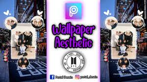 Wallpaper BTS Lockscreen Aesthetic ...