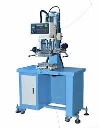 flat hot foil stamping machine