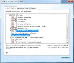 screenshot displaying the location of modi during the 2007 office system installation