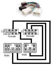 aerpro app0140 toyota iso wiring harness top audio aerpro toyota iso wiring harness plug loom connector