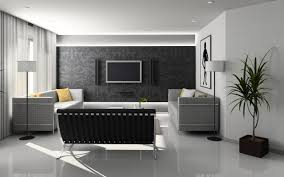Modern Colors For Living Room Walls Wallpaper Design For Living Room That Can Liven Up The Room