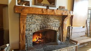 Vintage Timberworks of Rainbow, California has a plethora of ready,  reclaimed mantels and corbels