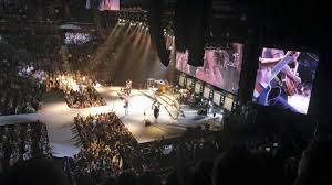 Kenny Chesney Mohegan Sun Seating Chart Mohegan Sun Arena Section 106 Row E Seat 8 Kenny