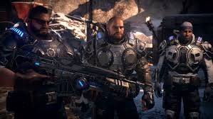 New Gears of War Card Game From Magic ...