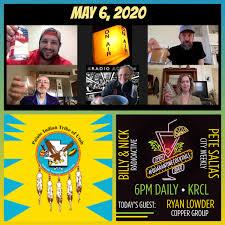 KRCL | RadioACTive: May 6, 2020