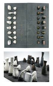 nice 30 unusual furniture. ceramic chess pieces set out on this intriguing board of black burnt plywood will nice 30 unusual furniture d