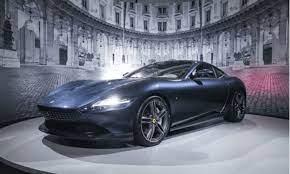 Ferrari Roma Is Up For Sale At A Charity Auction Avtotachki