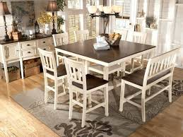 kitchen bar height table transitional breakfast room with bar height table white dining room furniture counter height bar height kitchen table with storage