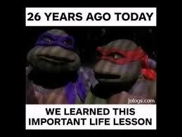 Ninja Turtle Quotes Inspiration Teenage Mutant Ninja Turtles Ramdom Quote YouTube