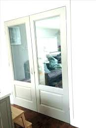 narrow french doors solid ow interior double for closet beautiful closet french doors closet french doors with mirrors