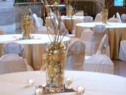 gold table decorations gold table decorations best black and gold centerpieces ideas on black and gold