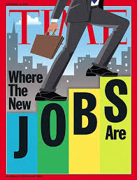 New Jobs Time Magazine Cover Where The New Jobs Are Nov 24 2003