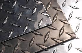 1 8 aluminum sheet aluminum tread brite 12 gauage tampa steel supply