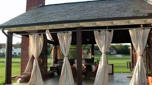 cool canvas patio curtains ideas with outdoor curtains porch