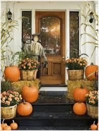 Outside Fall Decor Halloween Outside Home Decor