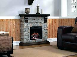 faux rock fireplace rock electric fireplace electric rock fireplaces stone electric fireplace mantel package in rock