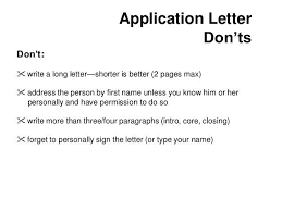 How To Write An Application Letter   The Best Tips   Student Pulse     Pulse ng