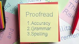 Why Proofreading Your Resume Is Better Than Relying On Spell Check