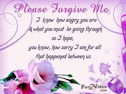please forgive me pictures photos and