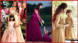 Designer Dresses For Mother And Daughter Outstanding Party Wear Daughter Mother Same Dress Designs Collection 2019