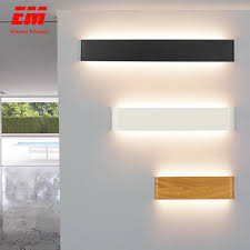 <b>Modern Led Wall Light</b> fixture staircase lighting sconce lamp ...