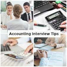 Top 10 Accounting Interview Tips Interviews Pinterest