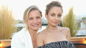 Cameron Diaz Reacts to Fans Discovering She's Related to <b>Nicole</b> ...