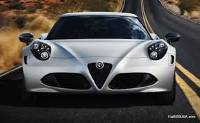new car launches by fiatAlfa Romeo 4C Launched  Fiat 500 USA