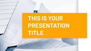 Modern Powerpoint Template Free Free Minimal And Modern Powerpoint Template Or Google Slides