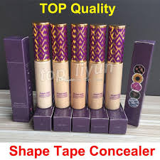 shape tape concealer face foundation contour cream best makeup contour concealer 10ml um light sand fair light light um canada 2019 from top liyun