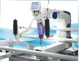 Cote Bros. Sewing Machines : Brother, Bernina, Ken Quilt and more & Introducing the Juki TL-2200 QVP Quilt Virtuoso Pro LongArm Quilter, with a  stitch regulator, and an aluminum Grace Frame! Also available as a  stationary ... Adamdwight.com