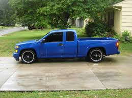 truck transformation from lowered to lifted - Chevy Colorado & GMC ...