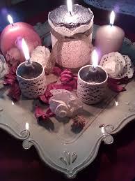 Tutorial per realizzare dei porta candele shabby chic il blog