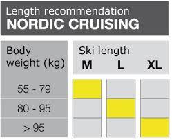 Fischer Nordic Ski Size Chart Fischer Cross Country Set Fischer Jupiter Touring Classic