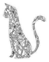 Tall Cat Coloring Pages To Print Coloring Pages Adult Coloring