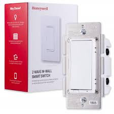 How To Add Z Wave Light Switch To Adt Pulse Honeywell Z Wave Compatible Devices Smarthomeautomation