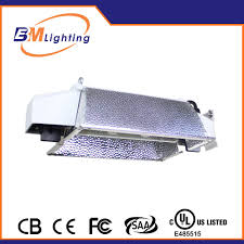 Hydroponic Light Reflectors Hot Item Lighting Accessories Aluminium 630w Hydroponic Double Ended Reflector Grow Light Reflector